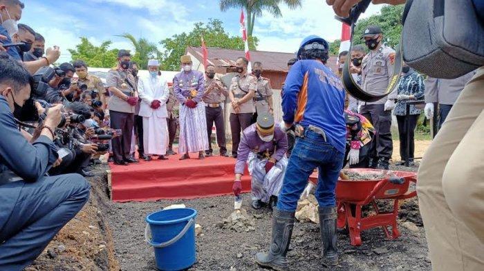 Pemda Barru Anggarkan Rp12 M Pembangunan Mapolres