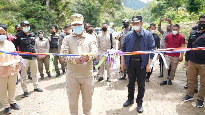 Habiskan Anggaran Rp25 M, Jalan di Kadundung-Latimojong Luwu Tak Lagi Terisolir