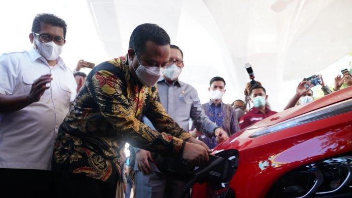 Lebih Ramah Lingkungan, Andi Sudirman Sulaiman Dukung Kehadiran Kendaraan Listrik