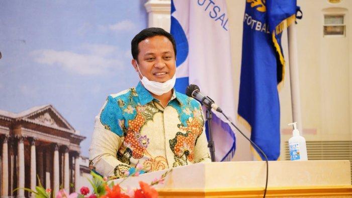 760 Tahun Soppeng, Plt Gubernur Sebut Pembangunan Infrastruktur Jadi Prioritas