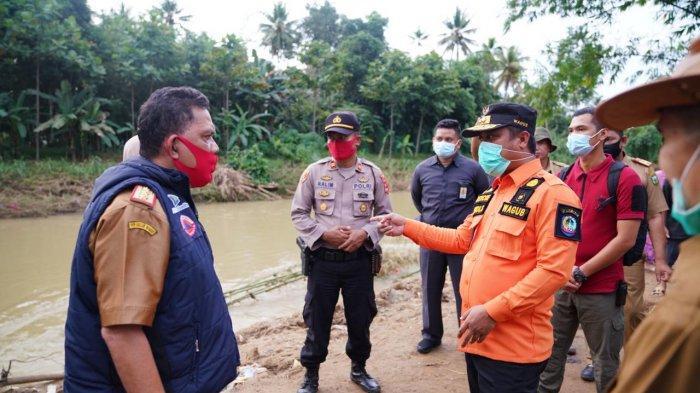 Enam Kali Banjir Selama Dua Bulan di Luwu, Wagub Harap Normalisasi Sungai
