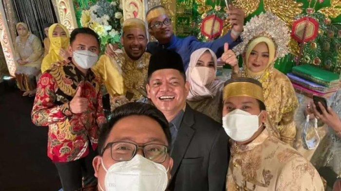 Kisah Cinta Legislator Muda Makassar Andi Suharmika dan Fachrana, Bersemi di Bangku Kuliah