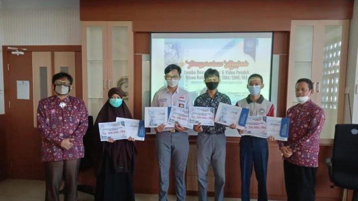 100 Siswa SMA Menangi Lomba Video dan Poster Unismuh Makassar
