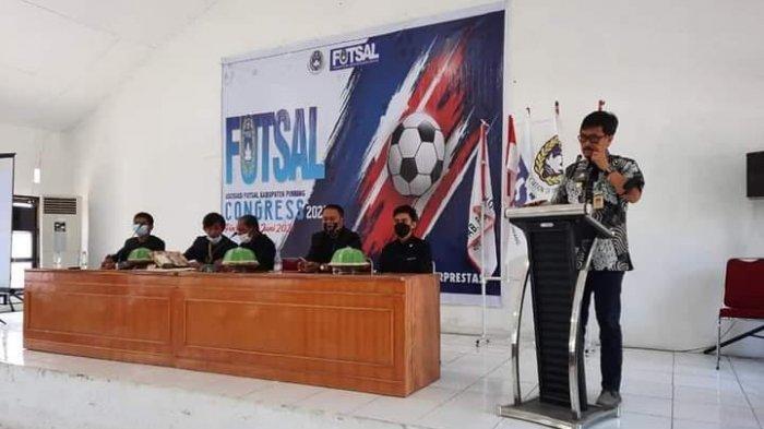 Andi Tjalo Kerrang Resmi Nakhodai Asosiasi Futsal Kabupaten Pinrang