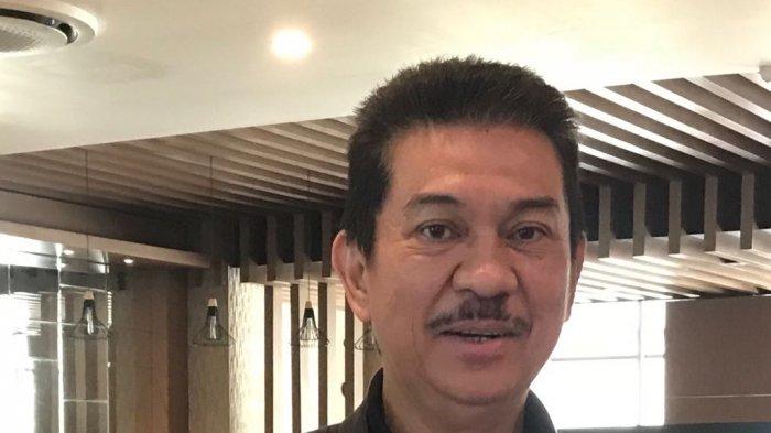 Ketua DPD PDI-Perjuangan Sulsel Andi Ridwan Wittiri