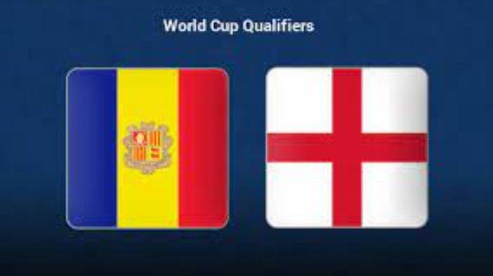 Skor Andorra Vs Inggris 0-5, Hasil Lengkap Kualifikasi Piala Dunia 2022 Zona Eropa