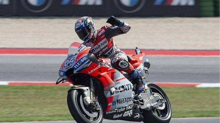 Ini Hasil FP 1 dan 2 MotoGP Thailand, Rossi Sempat Tercepat Kedua