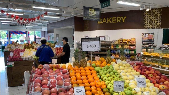 Buah Segar Turun Harga di Hero Supermarket Hingga 2 September