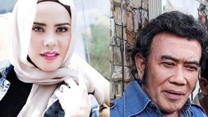 INNALILLAH, Angel Lelga Bagi Kabar Duka Orang Dekat Rhoma Irama Wafat, 'Maafkan Dosa-dosa Oddie'