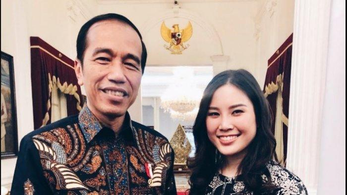 Inilah Sosok Angela Tanoesoedibjo Calon Menteri Usungan Perindo dalam Kabinet Baru Jokowi-Maruf
