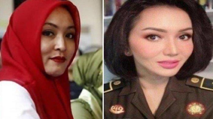 'Angelina Sondakh Menangis Dengar Vonis Jaksa Pinangki', Dulu Ia 4 Tahun Penjara Jadi 12 Tahun