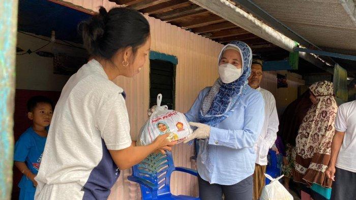 Anir Peduli Salurkan 10 Ribu Paket Sembako untuk Warga Pangkep