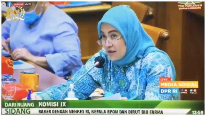 Aliyah Mustika Ilham Usul Penerima Vaksin Covid-19 Dapat Sertifikat 'Privilege', Menkes Apresiasi
