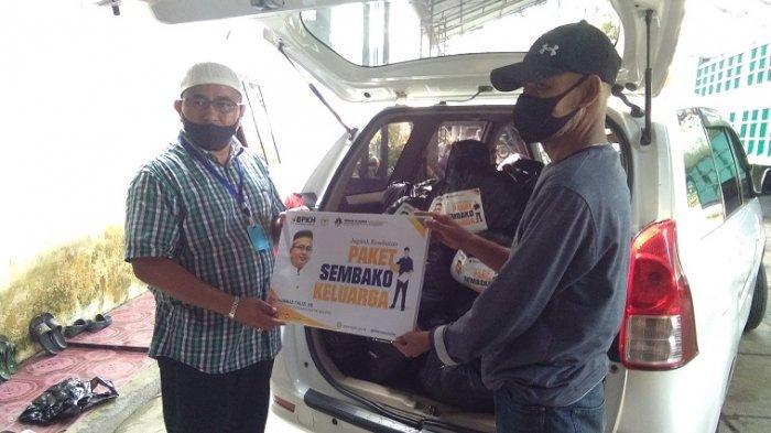 Muhammad Fauzi Bagikan 5.000 Paket Sembako di 9 Kabupaten/Kota Dapil Sulsel 3