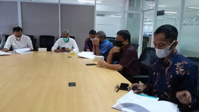 DPRD Barru Konsultasikan Izin Perinsip Pengelolaan Limbah B3 di Kementrian Lingkungan Hidup