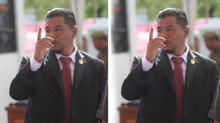 Pelarian Usman Sulaiman Eks Anggota DPRD Jadi Bos Narkoba Berakhir, Lihat Tampang Ketua Partai