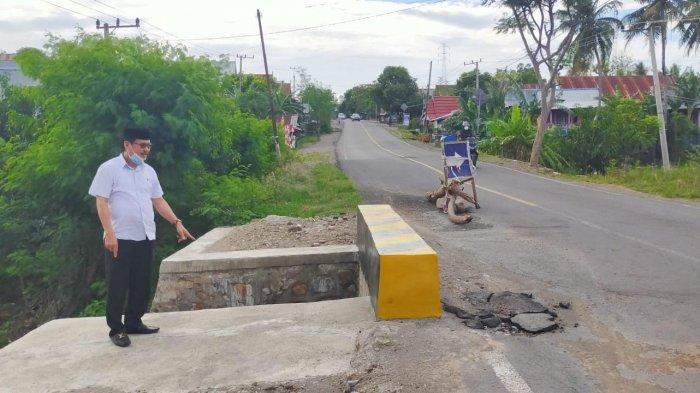 Legislator Jeneponto Soroti Jembatan Baru Manjangloe, Dianggap Bahayakan Pengendara