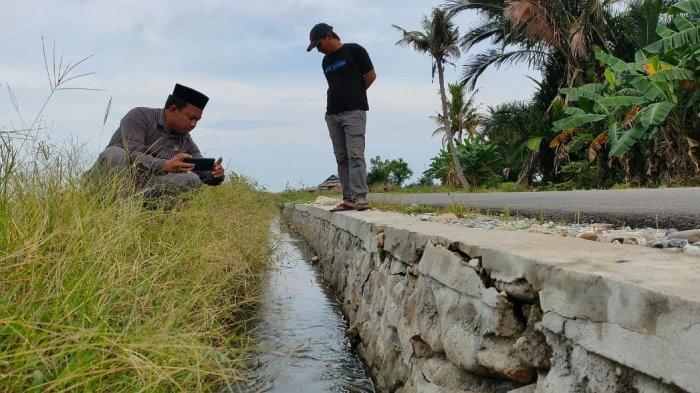 Disorot Legislator, PT SMS Perbaiki Proyek Jalan Rusak di Kalatiri dan Batu Putih