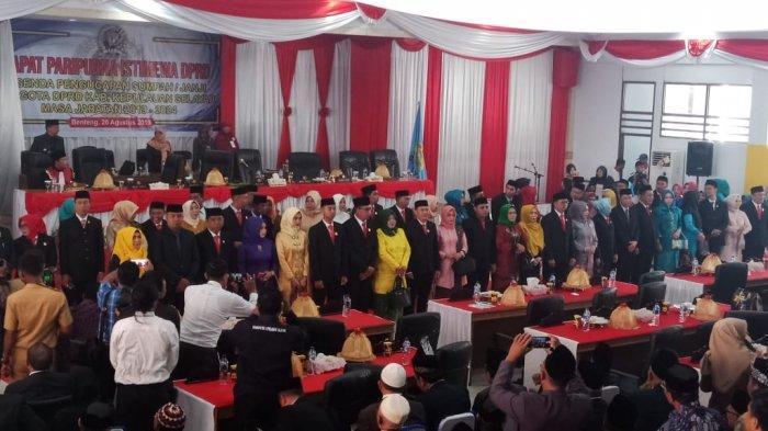 Politisi Golkar Mappatunru Jadi Pimpinan Sementara DPRD Selayar