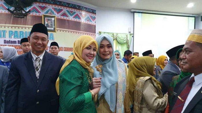 Hadiri Pelantikan Anggota DPRD Soppeng, Begini Harapan Andi Nurhidayati