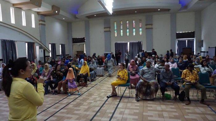 Debbie Bahas Truk Ekspedisi Makan Korban di Tallo, APT Bareng Warga Wajo