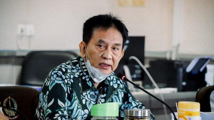 PDIP Sulsel Umumkan Ansyari Mangkona Positif Covid-19