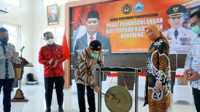 Anggota Komisi IX DPR Aliyah Mustika Ilham Minta Angka Stunting di Bantaeng Ditekan
