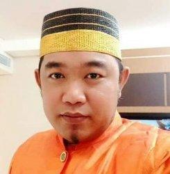 Tulisan Anggota KPU Pinrang Hasbar Basri Mido Sebelum Meninggal 'Bersandar pada ilahi jalan terbaik'