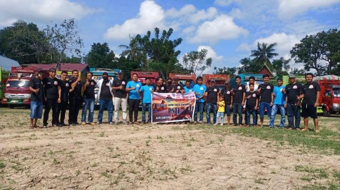 Jalin Solidaritas, Sopir Truk Jeneponto Bentuk Komunitas PSTJ