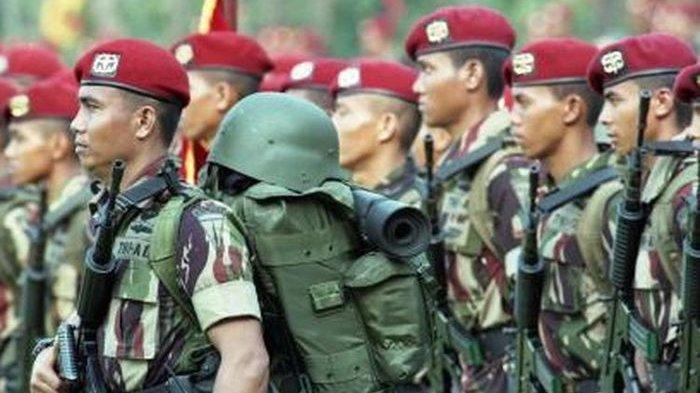 30 Prajurit Kopassus Pernah Buat Pemberontak Kongo Menyerah Tanpa Baku Tembak, Kisahnya