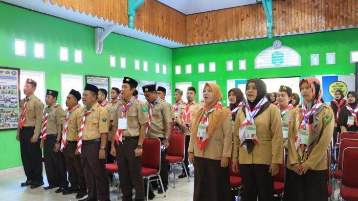 Anggota Pramuka Luwu Timur Diberi Orientasi Instruktur Saka Bakti Husada