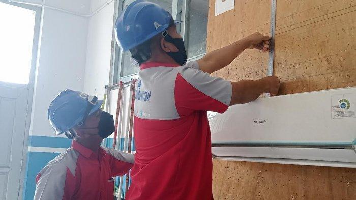 Cerita Instruktur BLK Makassar Beri Pelatihan ke Anggota TNI