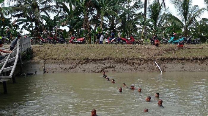 BREAKING NEWS: Seorang Lansia di Benteng II Pinrang Diduga Tenggelam di Sungai