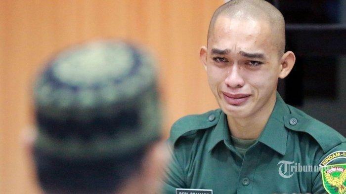 Bejatnya Anggota TNI Prada Deri Pramana, 4 Kali Hubungan Badan dengan Serli Usai Bunuh Vera Oktaria