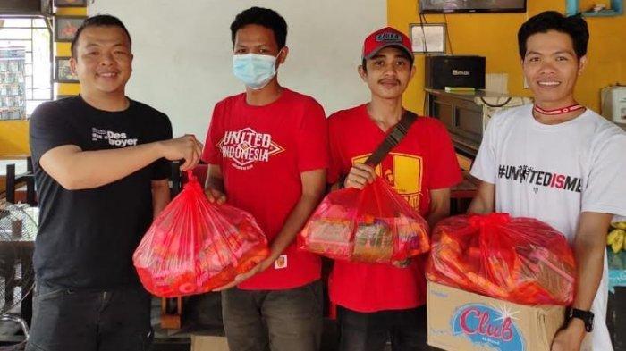 United Indonesia Chapter Makassar Lelang Jersey Manchester United untuk Sulbar