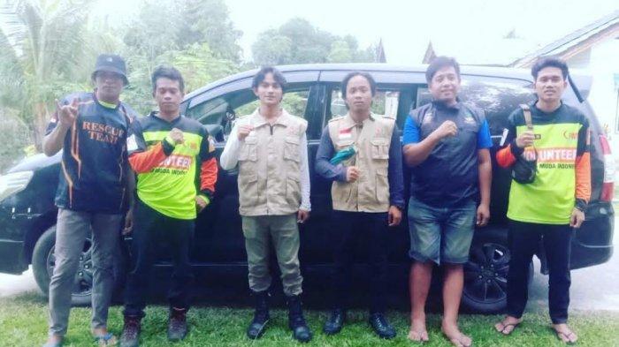 6 Anggota Wahana Muda Indonesia Cari Korban Tenggelam di Air Terjun Bantimurung Luwu Utara