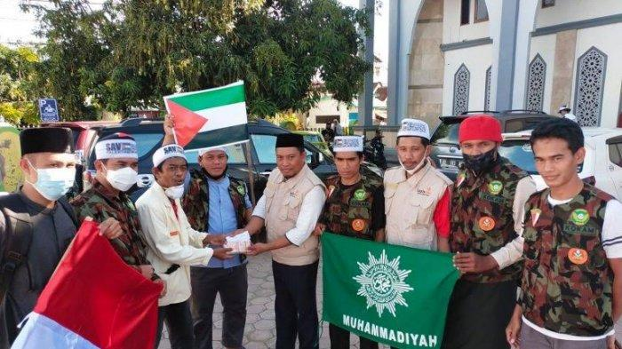Muhammadiyah Luwu Kumpul Rp 17,8 Juta Bantu Palestina