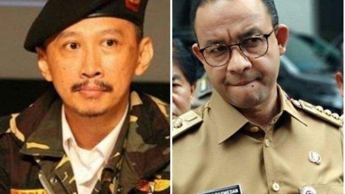 Anies Baswedan Dipanggil KPK terkait Kasus Lahan Munjul, Abu Janda: Selamat Diperiksa ya Pak Anies