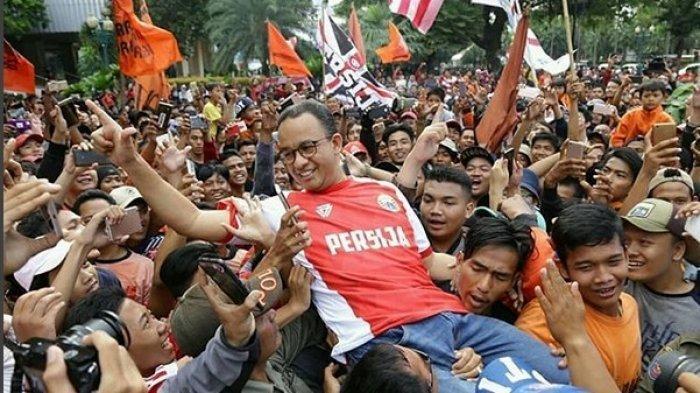 Kabar Buruk Bagi Buzzer Anti Anies, Eks Elite Gerindra Sebut Sang Gubernur Tak Tersaingi, Kecuali
