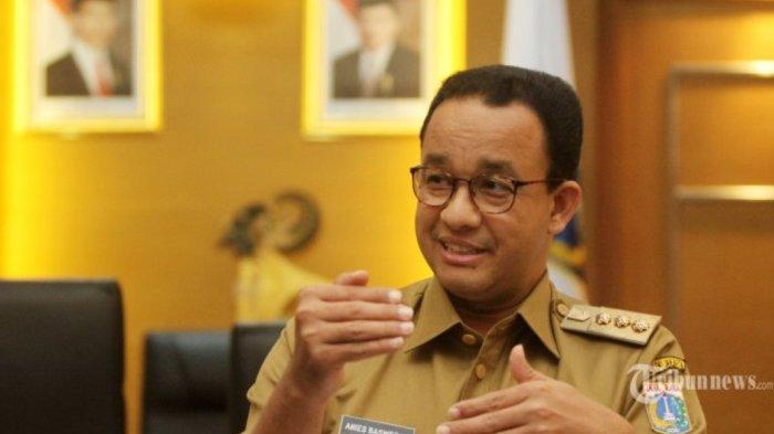 Jabatan Gubernur Selesai, Anies Baswedan Nitip ini ke Orang Baru, Bocoran Rencana Besarnya