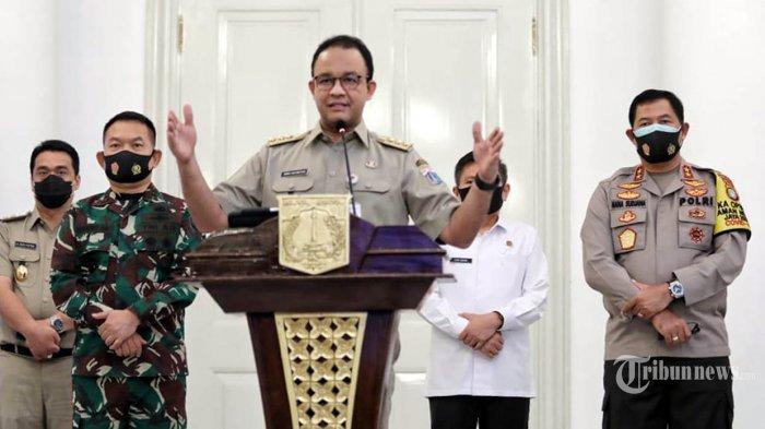 Hari Ini PSBB Transisi DKI Jakarta Berlaku, Berikut Daftar Sektor Bisa Buka, Hiburan Malam Tutup