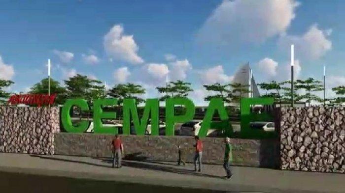 Target Rampung Desember, Taufan Pawe Harap Anjungan Cempae Menunjang Sektor Pariwisata di Parepare