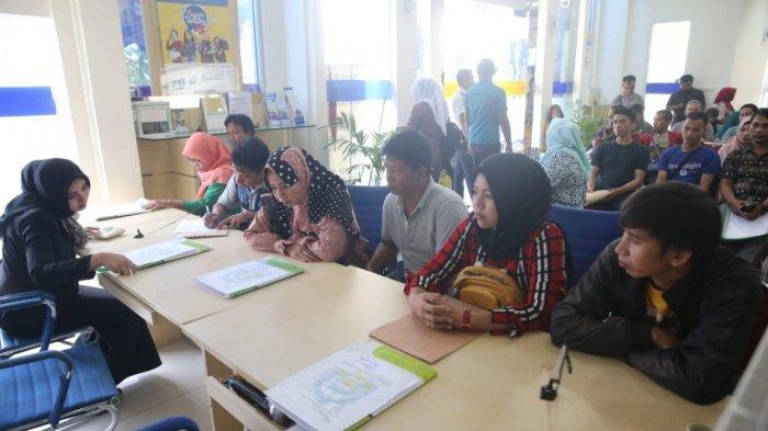 93 Konsumen Akad Kredit Massal KPR BP2TB di BTN Panakukkang Makassar