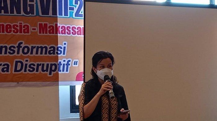 Ini Program Anna Sarafine Sebagai Ketua AMA Makassar