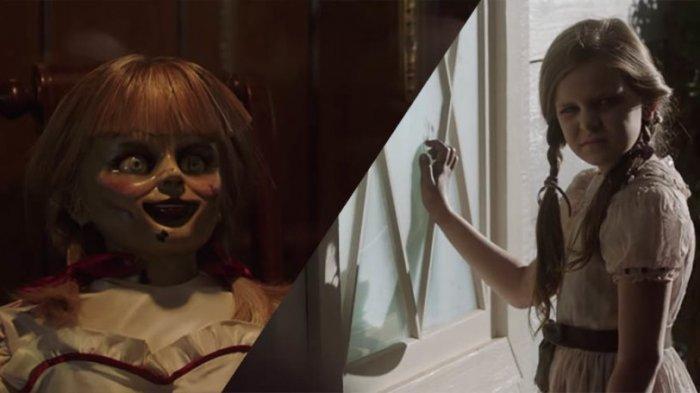 Tribunwiki Simak Sinopsis Annabelle Comes Home 2019 Masih Tentang Teror Boneka Menyeramkan Tribun Timur