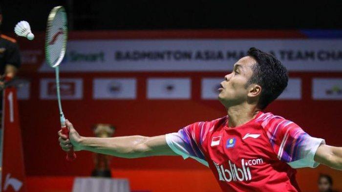 Jadwal Bulutangkis Olimpiade Tokyo 2020, Indonesia Berpeluang Raih Dua Emas