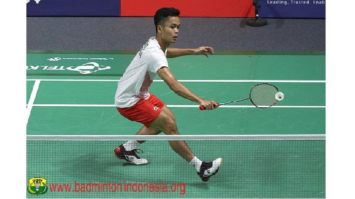 Live UseeTV! Link Live Streaming Perempat Final Japan Open: Ginting vs Axelsen, Marcus/ Kevin Main