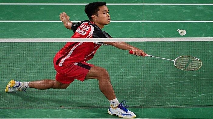 Luar Biasa Ginting!Terima Kasih Tuhan, Indonesia Lolos Semifinal Tunggal Putra Badminton Olimpiade