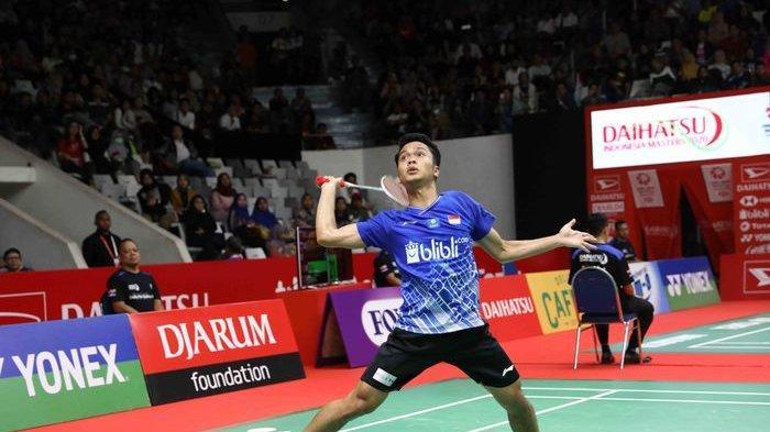Indonesia Masters 2020, 7 Wakil Indonesia Melaju ke Perempat Final