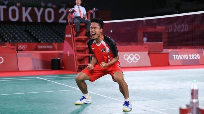 Jadwal Jam Tayang Thomas Cup 2020 Indonesia vs Thailand: Anthony Ginting & Minions Main